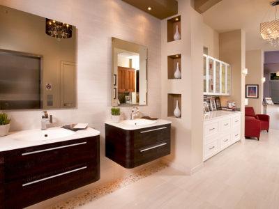 prebuilt and custom bathroom vanities for sale in Tacoma WA