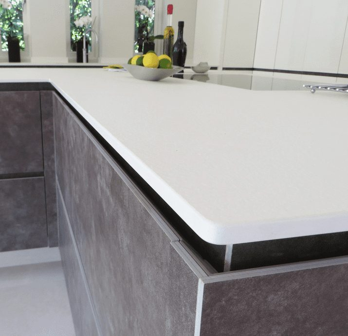 lapitec sintered stone kitchen worktops and countertops for home remodel in Tacoma WA