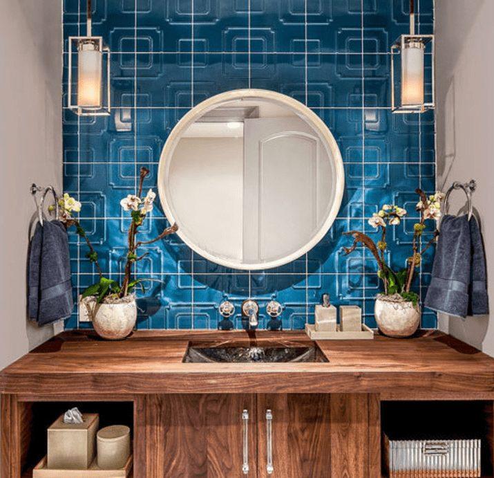 ceramic tile and stone for kitchen laundry room or bathroom backsplash in Tacoma WA