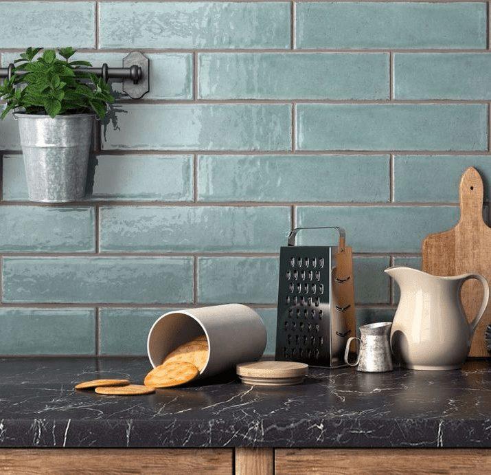 ceramic tile porcelain tile glass tile for kitchen or bathroom backsplash in Tacoma WA